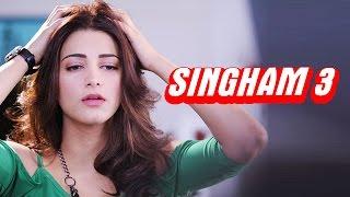 Shruti Haasan To Romance Suriya In Singam 3?