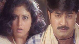Srikanth & Jayasudha Scene || English Pellam East Godavari Mogudu Movie