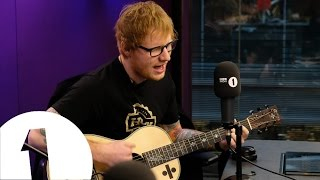 Ed Sheeran  Castle On The Hill Live