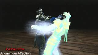 Mortal Kombat: Deception - All Fatalities (60 FPS)