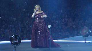 Adele - Water Under the Bridge (Melbourne, March 19)