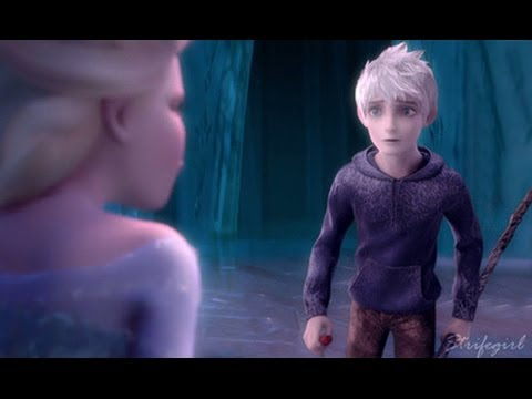 Jack Frost and Queen Elsa Drama or Tragedy