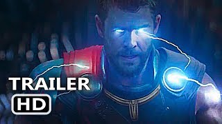 THOR RAGNAROK Trailer #2 (Superhero Blockbuster,  Chris Hemsworth - 2017)