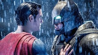 Batman vs Superman Dawn of Justice ALL Trailer & Clips (2016) DC Superhero Movie