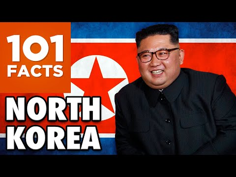 Xxx Mp4 101 Facts About North Korea 3gp Sex
