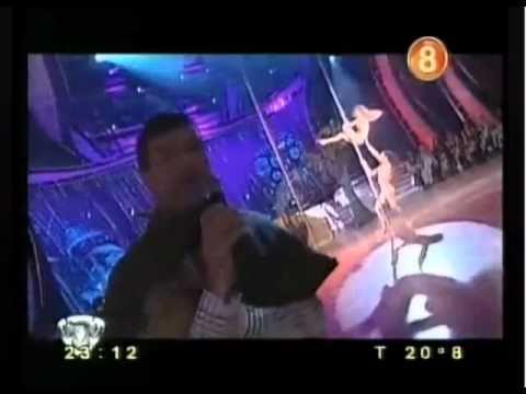 El Video de Erica en el Caño deslumbrante en ShowMatch