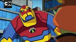 Omniverse: Bloxx to the Rescue   Ben 10   Cartoon Network