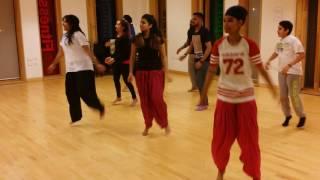 Phulkari by Kaur B - wolves bhangra academy