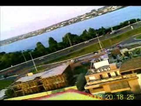 Voo ZAGI na Ponte JK Brasilia DF