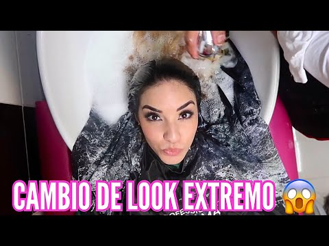 Xxx Mp4 ME PINTO EL CABELLO POR PRIMERA VEZ RUBIA Kimberly Loaiza 3gp Sex