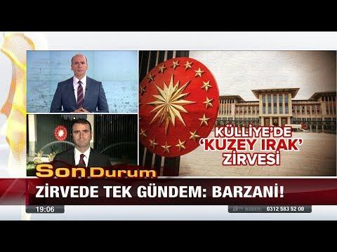 Zirvede tek gündem: Barzani! - 27 Eylül 2017