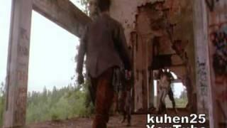 Van Damme - Cyborg fight