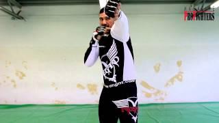 Tréningové techniky MMA pod vedením Attilu Végh - Diel 1.
