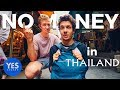 Introvert Abandoned with No Money in Thailand for 24 Hours!!