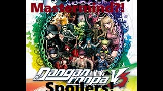 Danganronpa V3 Spoilers! Survivors, possible Mastermind and Trophies!?