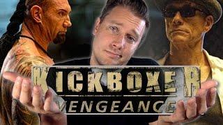 Movie Review: Kickboxer Vengeance