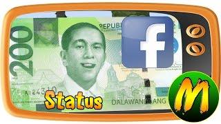 Usapang Pera: Status
