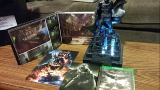 Batman Arkham Knight Limited Edition Unboxing [1080p]