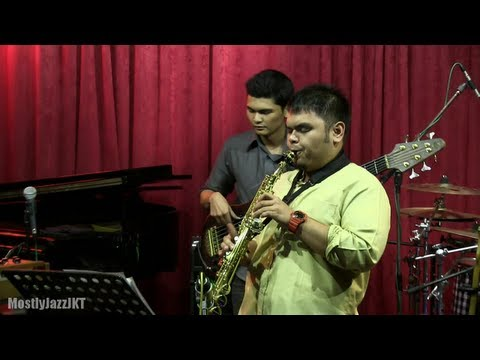 Indra Lesmana Group Tribute to Chick Corea - Got A Match @ Mostly Jazz 18/05/13 [HD]