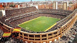 UEFA Euro 1964 Spain Stadiums