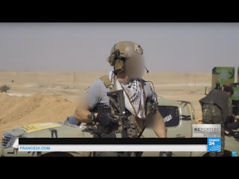 watch EXCLUSIVE - Syria: rare scenes of Western Special Forces fighting Islamic state group on the ground