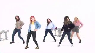 160316 Weekly Idol Red Velvet - Dumb Dumb Dance 2x faster Uncut Ver.