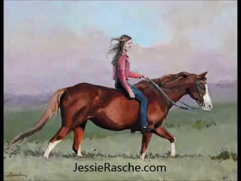 Xxx Mp4 Horse And Woman Portrait Painting Process 3gp Sex