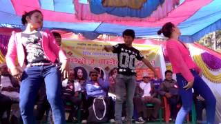 Maat lagyo maat lagyo Dance By Sunxahari  kala  cunter liwang-6 Rolpa