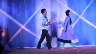 Duet dance performance, Pharmacy Discipline, Khulna University