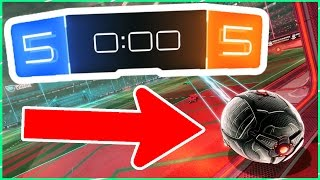 MY BEST GAME of ROCKET LEAGUE... EVER