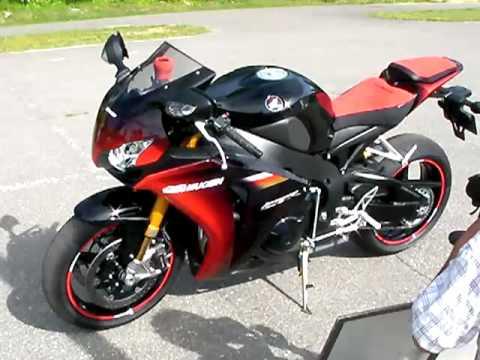 2008 HONDA MUGEN CBR1000RR