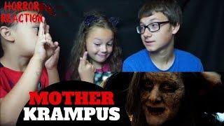 MOTHER KRAMPUS Trailer Reaction!!!
