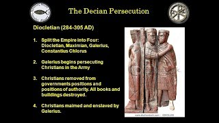 The Politics and Government of Diocletian: Excellent Presentation!!!
