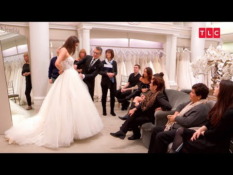 Xxx Mp4 Get A First Look At Randy 39 S Own Wedding Dress Designs Say Yes To The Dress 3gp Sex