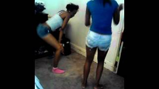 Areil & LayLay Twerkin Video Part2