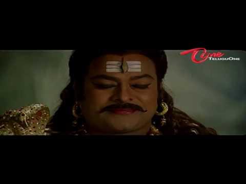 Sri Manjunatha   Telugu Full Movie   Chiranjeevi, Arjun, Soundarya