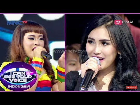Cinta Terbaik untuk Ayu Ting Ting by FIA - I Can See Your Voice Indonesia Season 2