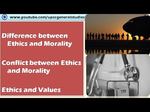 values morals and ethics difference The basis for ethics must be morals  distinguishing between morality and ethics david f lloyd there is certainly a connection between morality.