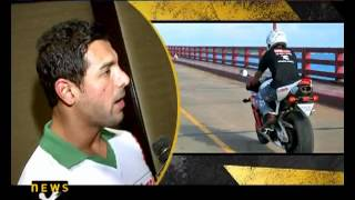 Bollywood's biker boy- John Abraham - NewsX
