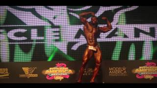 Ulisses Jr at MuscleMania Championships 2013