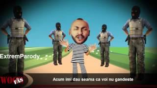 Dani Mocanu Vs Alex Velea Parodie 2016