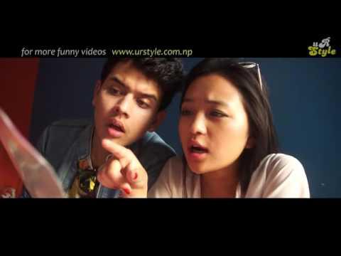 Date in UN Park - Nepali Comedy Video Amrit Dhunga