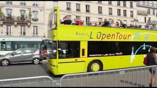 زیر آسمان پاریس شنبه ۱۱ شهریور