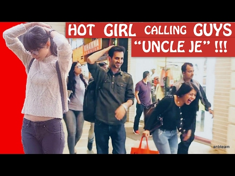 GIRL Calling Guys UNCLE JI Prank | Pranks In India | ANB Team