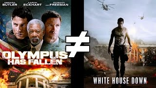 24 Reasons Olympus Has Fallen & White House Down Are Different