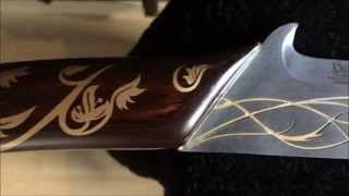 United Cutlery Hadhafang Sword Of Arwen And Elrond - Lord Of The Rings & The Hobbit réplica 1/1