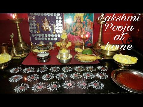 Xxx Mp4 Mahalakshmi Coin Pooja Steps For New Year 2018 Friday And Festivals Kanakadara Lakshmi Pooja At Home 3gp Sex