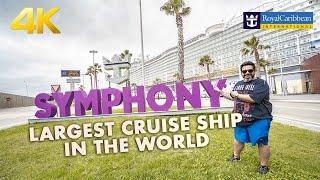 Symphony of The Seas| Royal Caribbean International| Worlds Largest Cruise Ship Experience