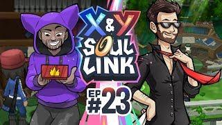 LET'S GET WILD NAPPY! | Pokémon X & Y Soul Link Randomized Nuzlocke w/ TheKingNappy Ep 23