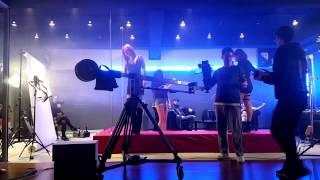 KPOP MV Filming - Hip Hop Boy Group